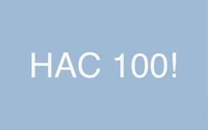 Нас 100!